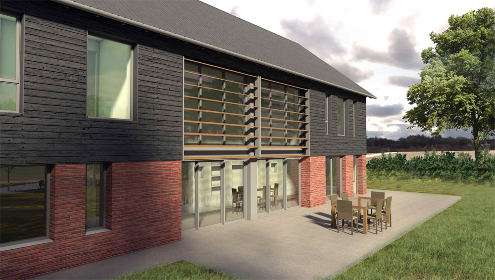 Grainge Architects - 3d Image