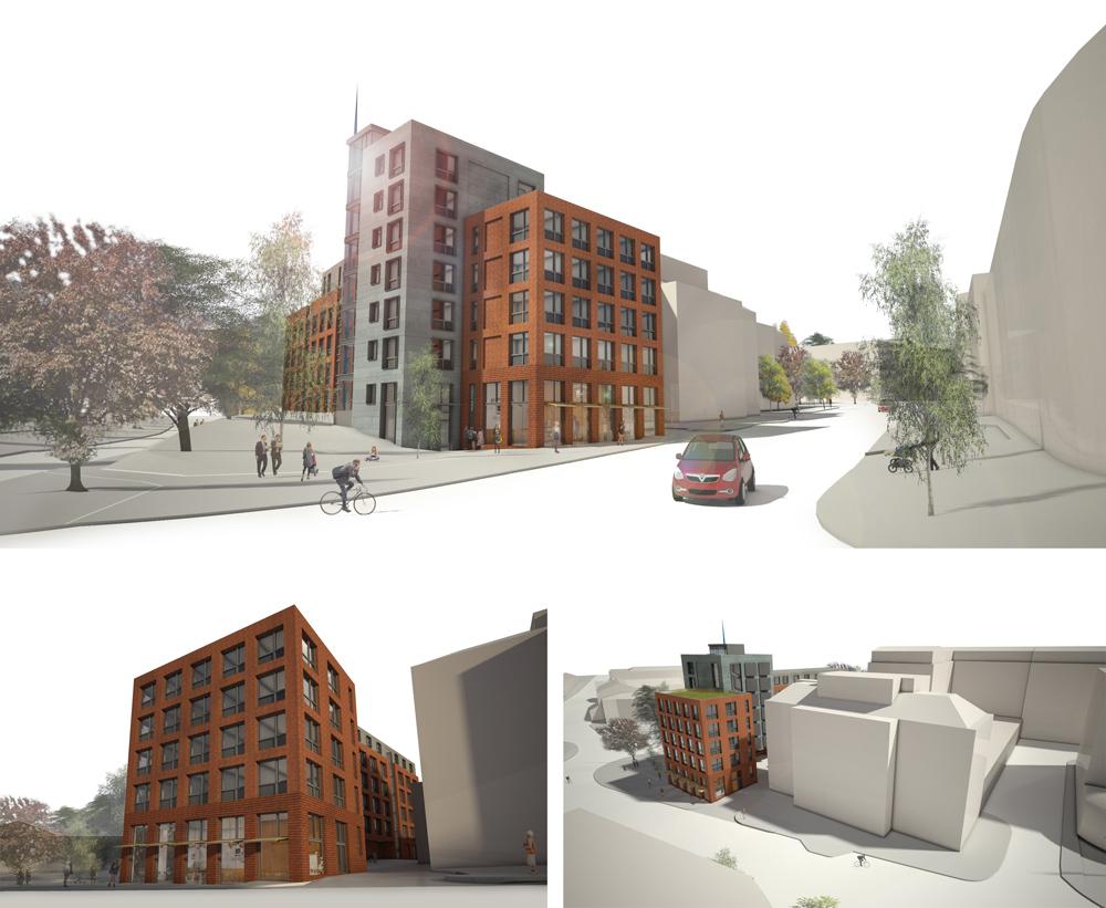 Grainge Architects Honiton Inn Development