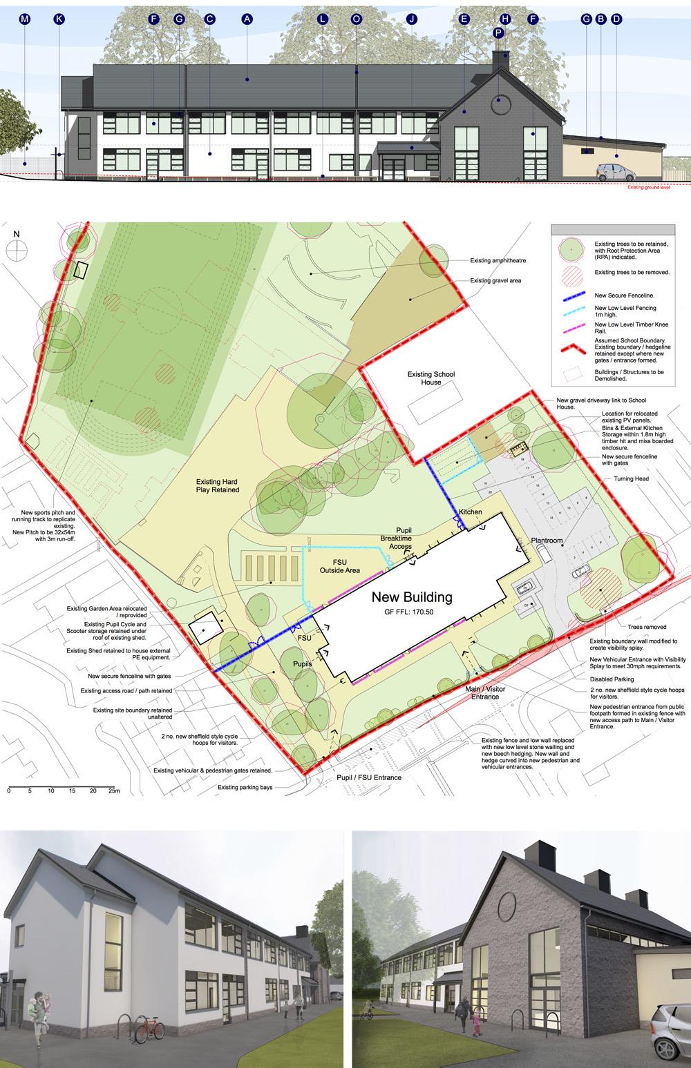 Grainge Architects - Chagford Primary School